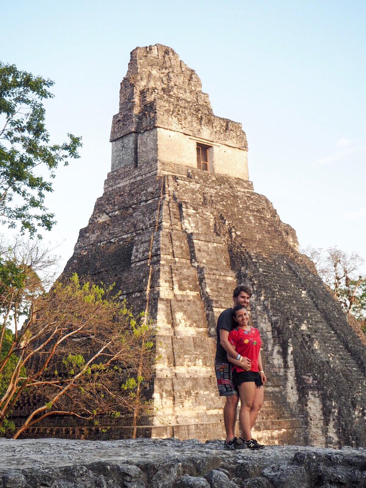 8bf4b5cd81 Terminamos a nossa jornada com a sensação de termos explorado um pouco de  tudo que a Guatemala tem a nos oferecer. A bagagem voltou muito mais ...